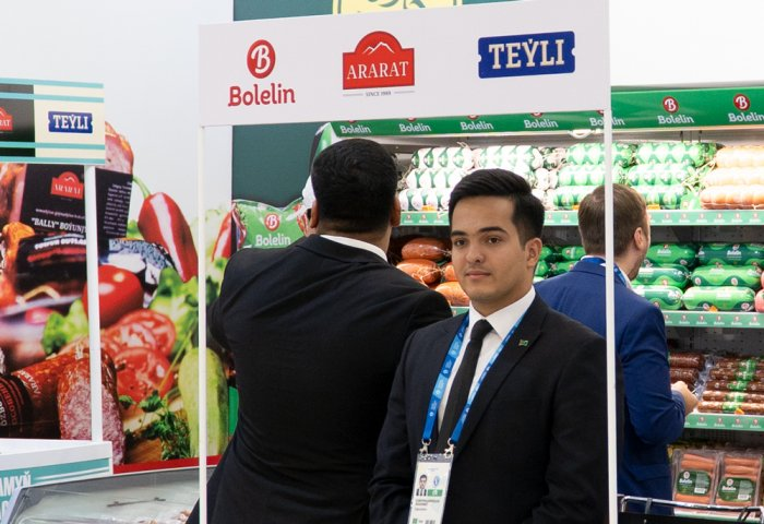 Ak Toprak Produces 98 Types of Sausages