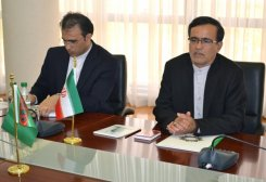 New Consul General of Iran in Mary Velayat Takes Office