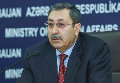 Azerbaijan Convinced That Caspian Convention Will Bolster Regional Cooperation